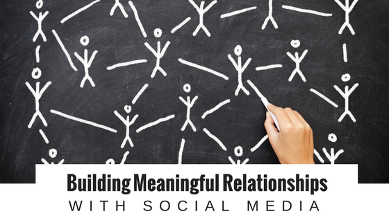 BombDiggity Building Meaningful Relationships with Social Media Blog Header